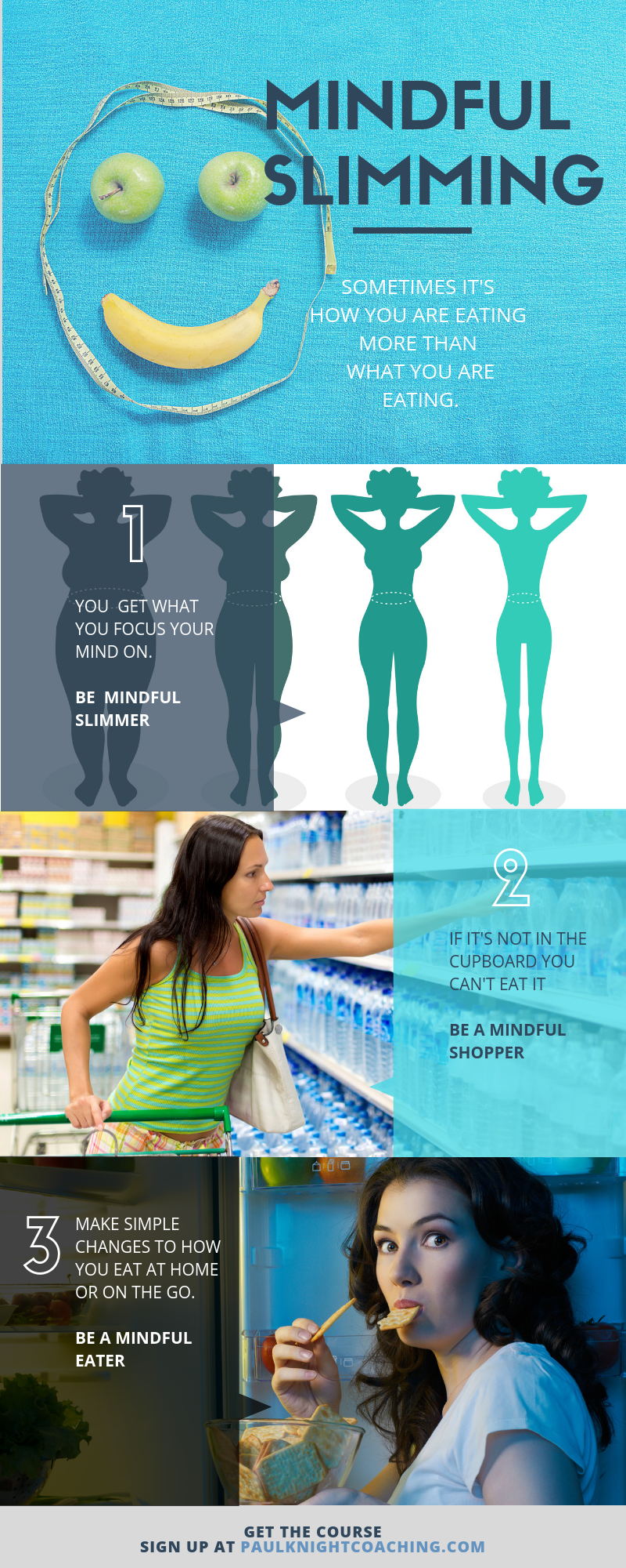 3 simple steps to weight loss with mindful slimming paul knight coaching