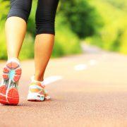 15 minute walking challenge