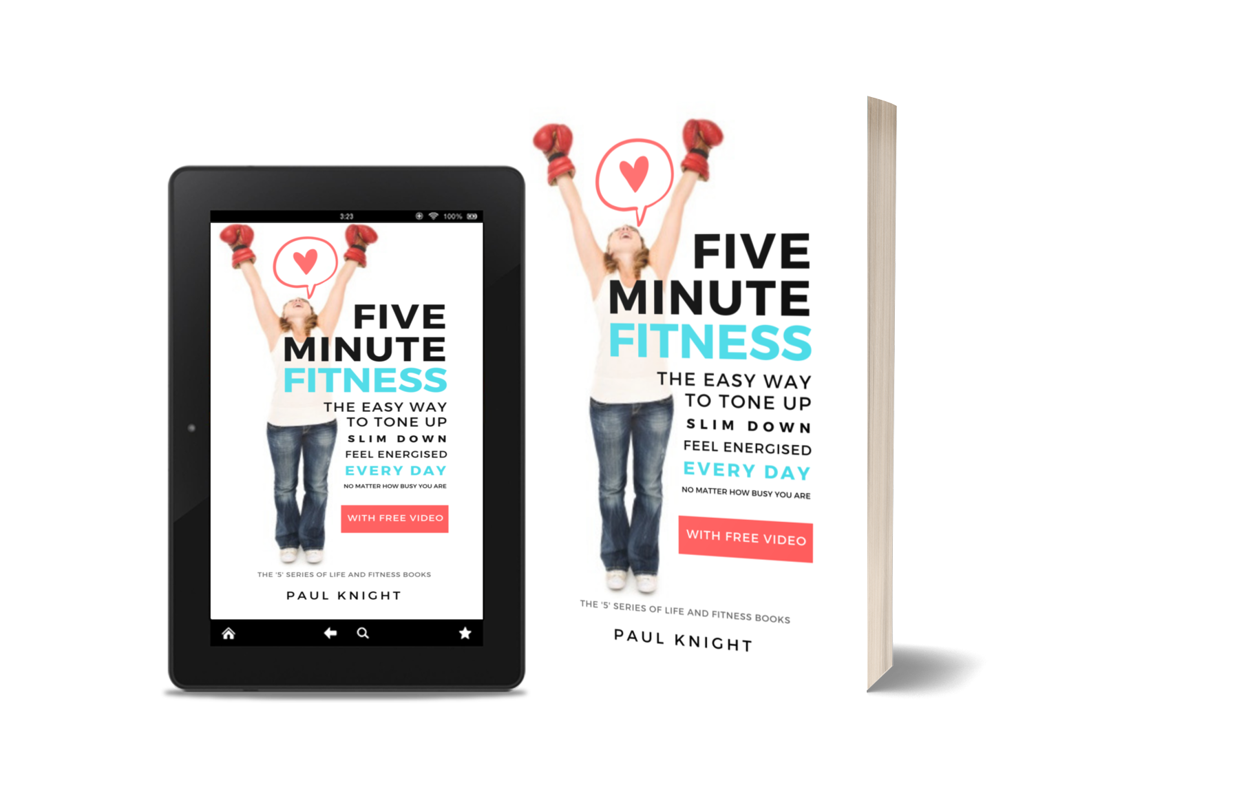 Books On Lifestyle Fitness Weight Loss Paul Knight Coaching