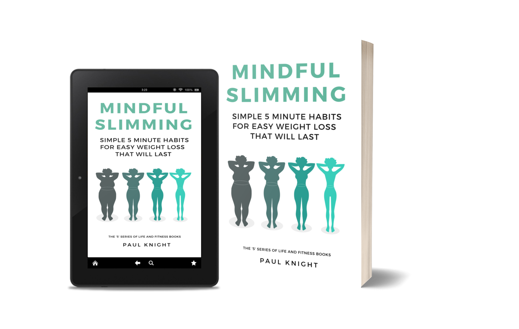 lifestyle fitness weight loss books mindful slimming