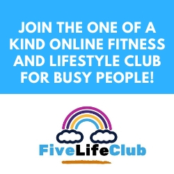 THE ONE OF A KIND FITNESS AND LIFESTYLE CLUB FOR BUSY PEOPLE!