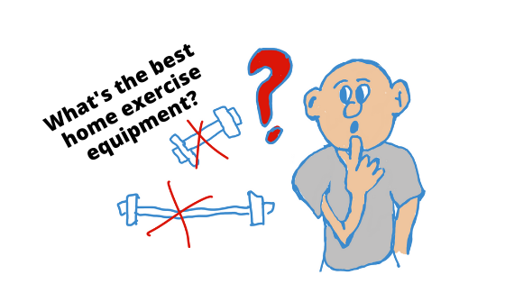 the best home exercise equipment paul knight coaching